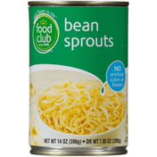 Food Club Bean Sprouts