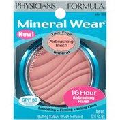 Mineral Wear™ 7859C Natural Mineral Airbrushing--Naturel Mineral Zero Defaut Blush--Blush