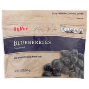 Hy-Vee Freshly Frozen Unsweetened Blueberries