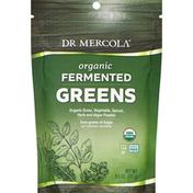 Dr. Mercola Greens, Organic, Fermented