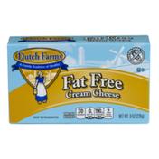 Dutch Farms Fat Free Cream Cheese