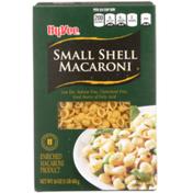 Hy-Vee Enriched Macaroni Product, Small Shell Macaroni