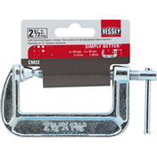 Bessey C-Clamps, Light Duty, Drop Forged, 2-1/2 Inches