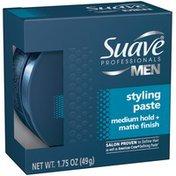 Suave Medium Hold & Matte Finish Styling Paste