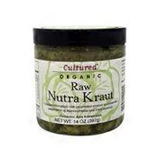 Cultured Raw Nutra Kraut