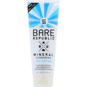 Bare Republic Sunscreen Gel Lotion, Mineral, SPF 30