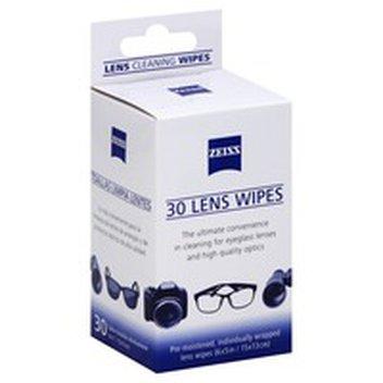 Macks Pre-Moistened Lens Wipes x 30