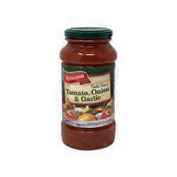 Reggano Tomato Basil Garlic Pasta Sauce 24 Oz Instacart