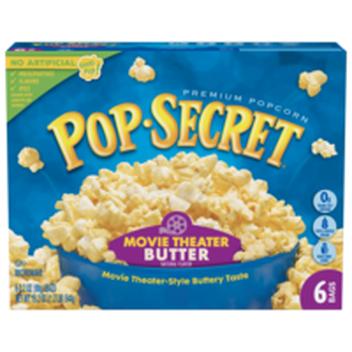 Smartfood Popcorn Movie Theater Butter Flavored Popcorn 7 Oz Instacart