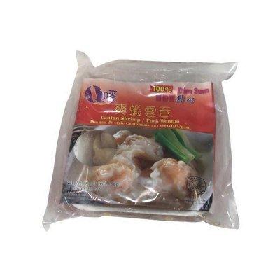 100 Percent Canton Shrimp With Pork Wonton