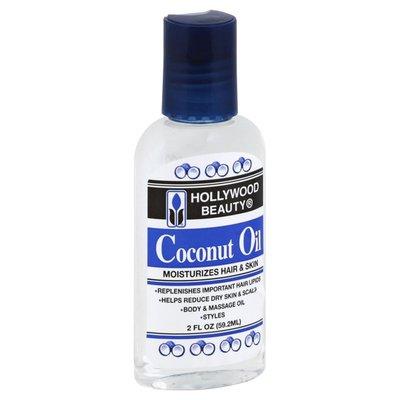 Hollywood Beauty Coconut Oil