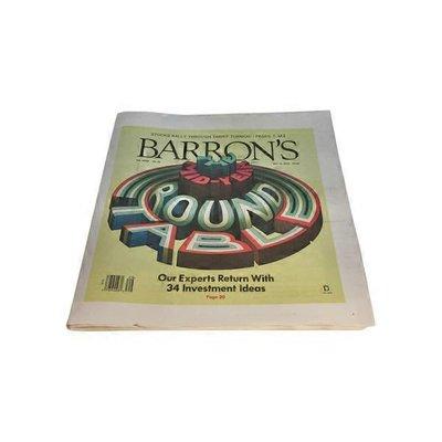 Barron's Newspaper