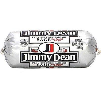 Jimmy Dean Premium Pork Sage Sausage Roll, 16 oz.