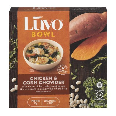 Luvo Bowl Chicken & Chowder