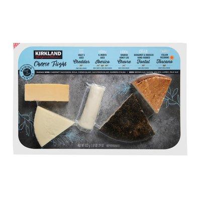 Kirkland Signature Cheese Flight Variety Pack Cheeses