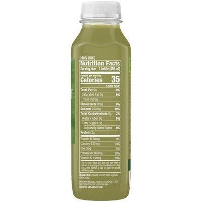 Evolution Fresh Cold-Pressed Organic Celery Glow Juice