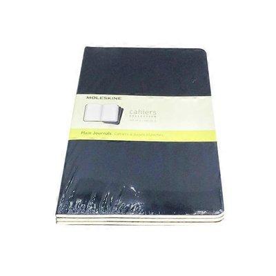 Moleskine Black Large Plain Legendary Journal Cahier