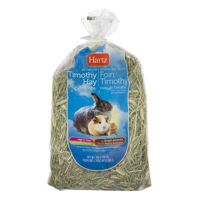 Hartz Timothy Hay Compressed Mini-Bale For Small Animals