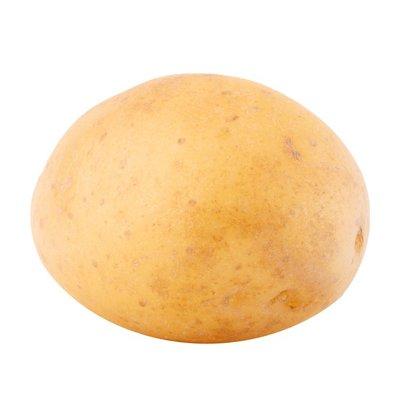 Organic Yellow Potato Bag