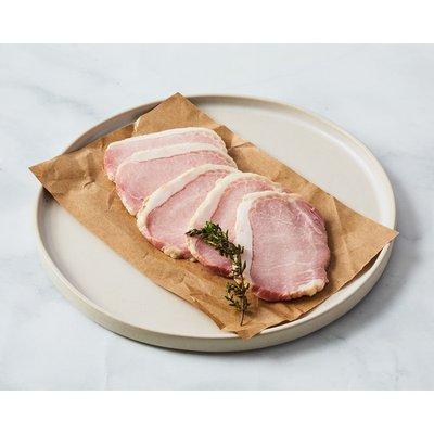Signature Kitchens Naturally Hardwood Smoked Uncured Canadian Bacon