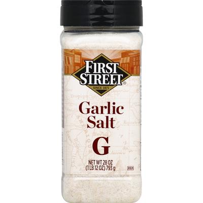 First Street Garlic Salt
