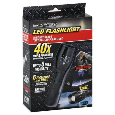 Itek Flashlight, Led