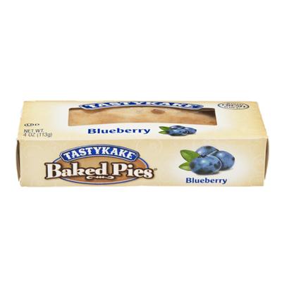 Tastykake Blueberry Baked Pie