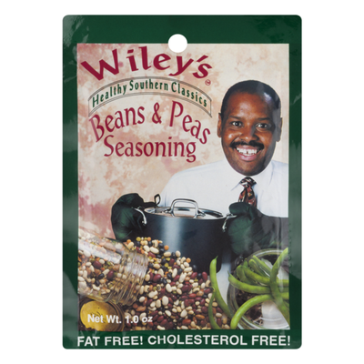 Wiley's Beans & Peas Seasoning