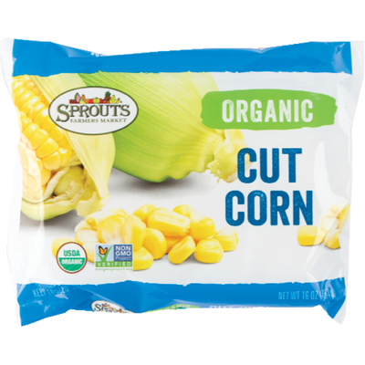 Sprouts Organic Cut Corn