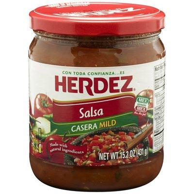 Herdez Mild Salsa Casera