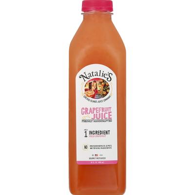 Natalie's Juice, Grapefruit