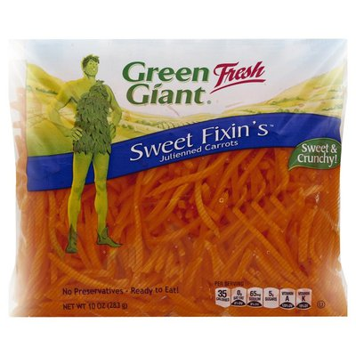 Green Giant Fresh Sweet Fixin's Julienned Carrots