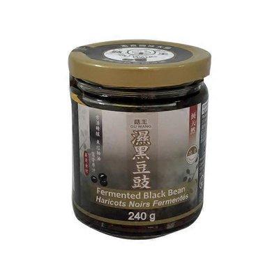Gu Wang All Natural Fermented Black Bean