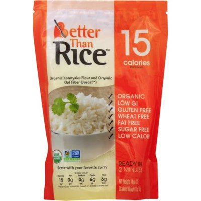 Better Than Foods Rice