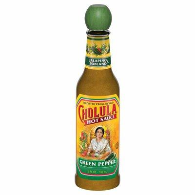Cholula® Green Pepper Hot Sauce