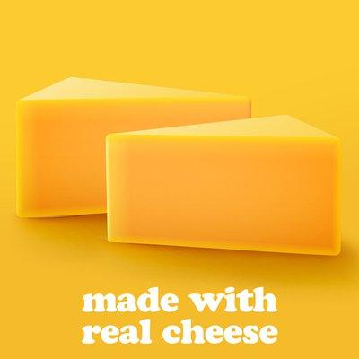 VELVEETA Shells & Cheese Pasta with Cheese Sauce & 2% Milk Cheese Meal