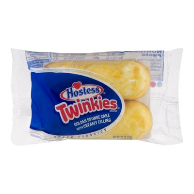 Hostess Twinkie Single Serve