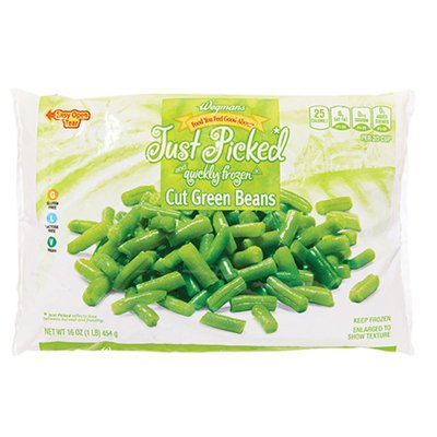 Wegmans Food You Feel Good About Just Picked Cut Green Beans