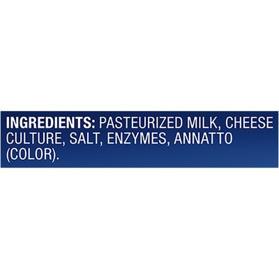 Crystal Farms Muenster Cheese