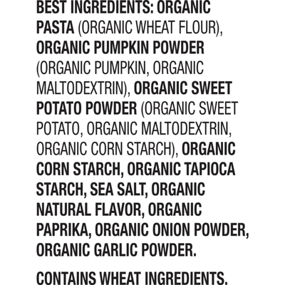 Annie's Organic Vegan Mac, Shells & Sweet Potato Pumpkin