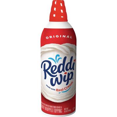 Reddi-wip Reddi Wip Original Dairy Whipped Topping