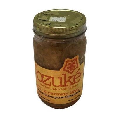 Ozuke Organic Dill and Caraway Kraut