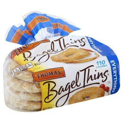 Thomas Everything Bagel Thins