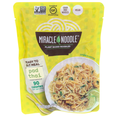 Miracle Noodle Ready-to-Eat Meal, Pad Thai