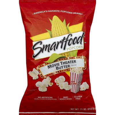 Smartfood Mvie Thtr Btr Ppcrn 7.5Oz