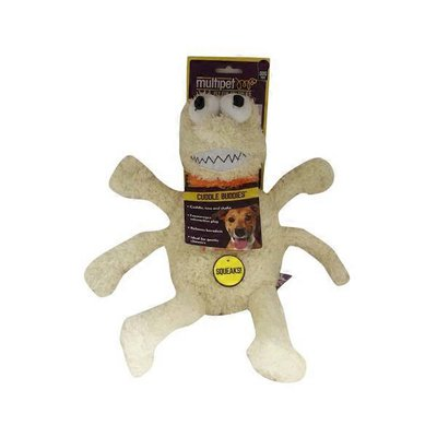 Hartz Large Flea Plush Dog Toy
