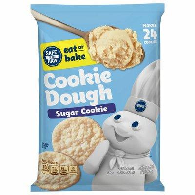 Pillsbury Ready To Bake Sugar Cookie Dough