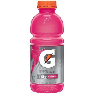 Gatorade G Series Fierce Strawberry Sports Drink