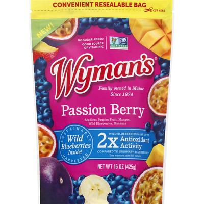 Wyman's Passion Berry