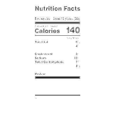 Funyuns Onion Flavored Rings Snacks